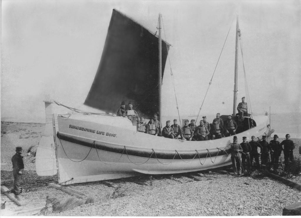 HW Lifeboat, the Charles Hargrove1892